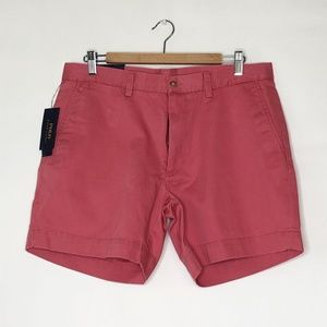 """Ralph Lauren POLO Men's Classic Fit 6"""" shorts"""